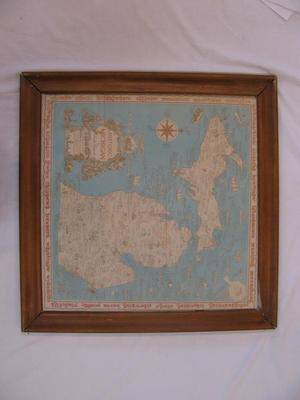 Map, Historic Michigan