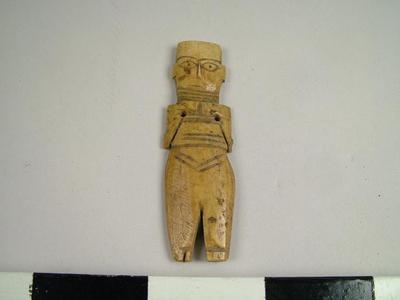 Figure, Coptic Bone Doll