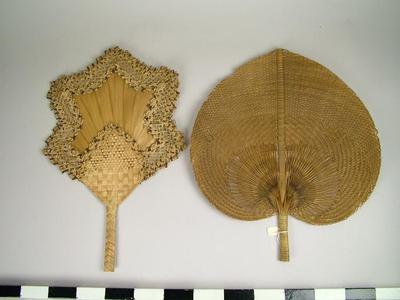 Fans, Palm Leaf