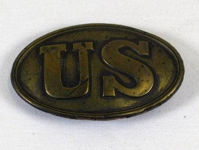 Belt Buckle, United States Of America