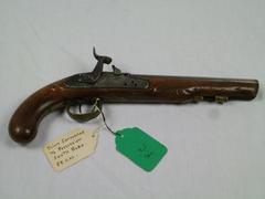Pistol, Kentucky Pistol