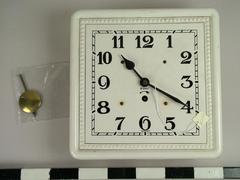 Clock, 8 Day Kitchen Clock