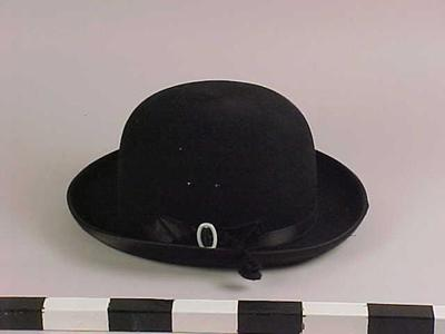 Woman's Bowler-style Hat, Bolivian