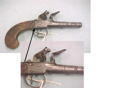 Pistol, Flintlock