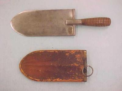 Spade Or Trench Bayonet