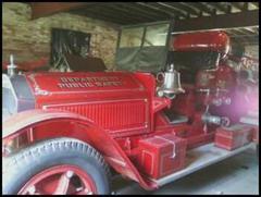 Fire Engine - Pumper,  American LaFrance
