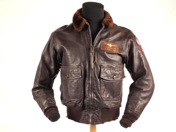 Flight Jacket, Roger B. Chaffee