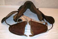 Saddle, Military