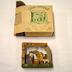 Wooden Creche And Original Box