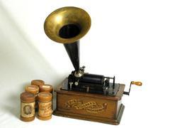 Phonograph, Edison Standard Phonograph