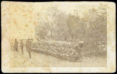 Photograph, A Soldier's Life Civil War
