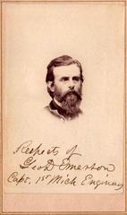 Photograph, George D. Emmerson