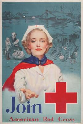 Posters, Join American Red Cross