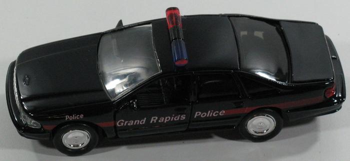 Police Car Model