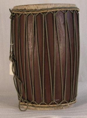 Double-headed Barrel Drum