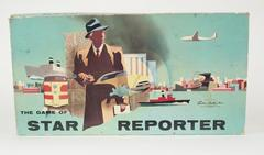 Game, Star Reporter