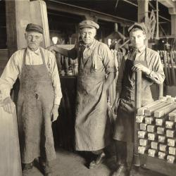 Photograph, Union Furniture Company, Three Generations Of Cabinetmakers