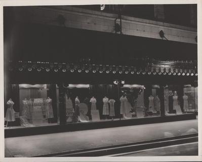 Photograph, Wurzburgs Store Window Display