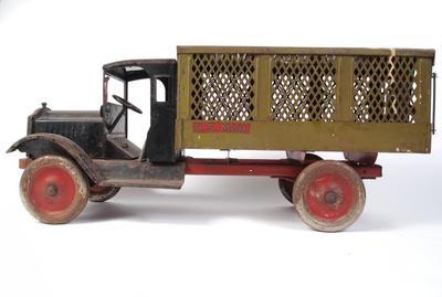 Toy U.S. Mail Truck