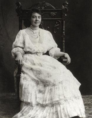 Photograph, Mrs. Blaine Henkel
