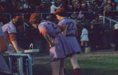 Slide, Fort Wayne, All- American Girls Professional Baseball
