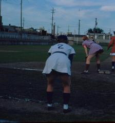 Slide, Grand Rapids and Fort Wayne, All-American Girls Professional Baseball