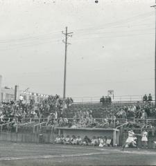 Slide, Muskegon Game, All-American Girls Professional Baseball