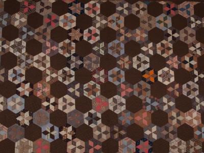 Quilt, Hexagonal Star