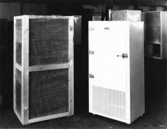 Photograph, Grand Rapids Refrigerator Company, Wood Framed Kelvinator Refrigerator