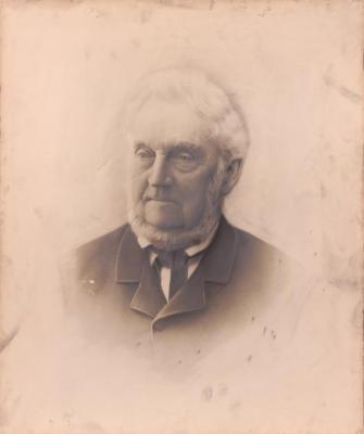 Drawing, Judge Jefferson Morrison