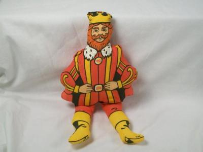 Character Toy, Burger King