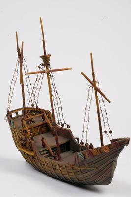 Model, Spanish Galleon