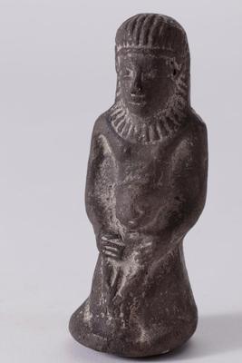 Figurine, Isis And Horus