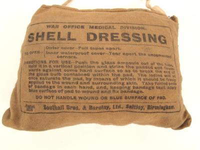 Medical Supplies - Shell Dressing