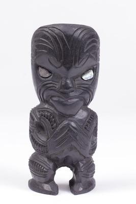 Carved Wood Figure