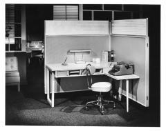 Photograph, Grand Rapids Office Units Furniture