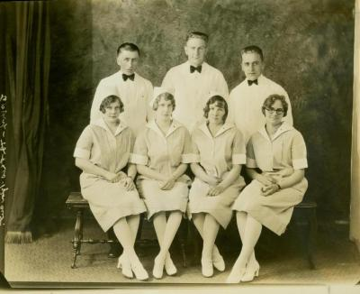 Photograph, Nursing School Class of 1929