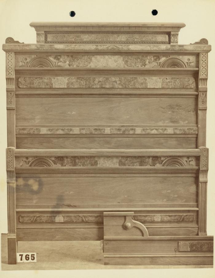 Archival Collection #019 - Frank L. Furbish Furniture Company
