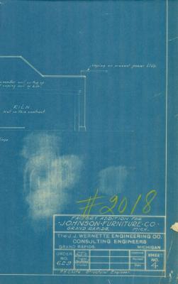 Archival Collection #039 - Johnson Furniture Company/Stinson Bomber