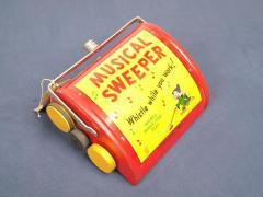 Toy Carpet Sweeper, 'dopey (walt Disney)'