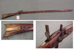 Kentucky Or Pennsylvania Rifle