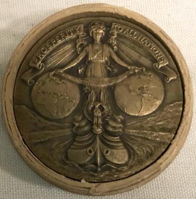Medallion, Panama Canal