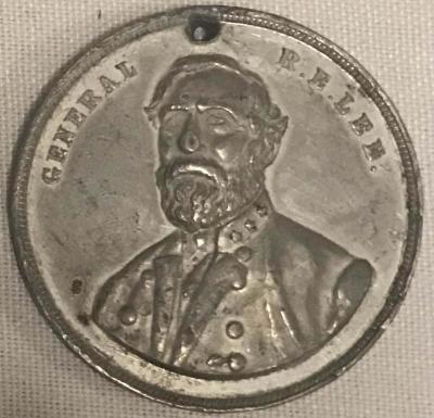 Medal, General R. E. Lee