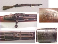 Springfield M-1903 Rifle