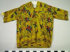 Shirt, Mans, African