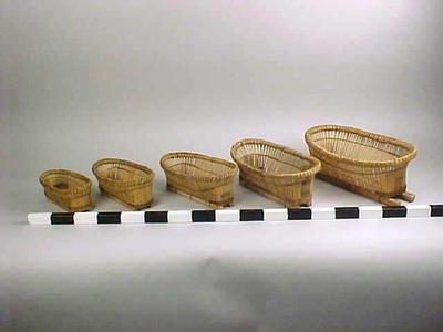 Baskets, Model (5)
