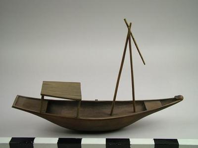 Model, Boat