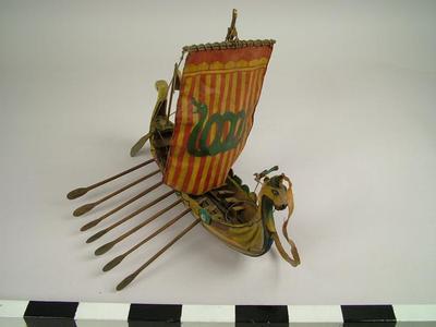 Model, Viking Ship