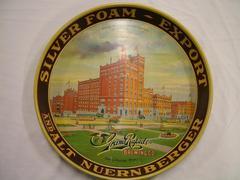 Tray, Grand Rapids Brewing Company
