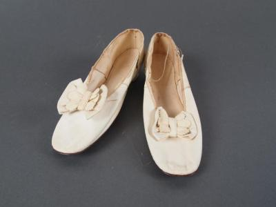 Shoes, Woman's Wedding